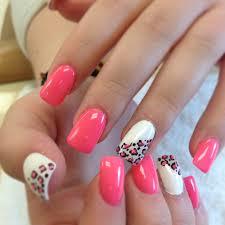 Tuto ongles léopard rose | Utilepourfilles