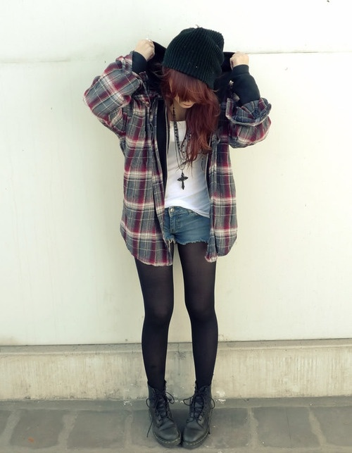 Words... grunge outfits tumblr skirts fashion really