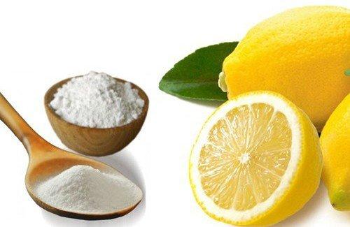 Quelques astuces utile pour filles - Citron et bicarbonate ...